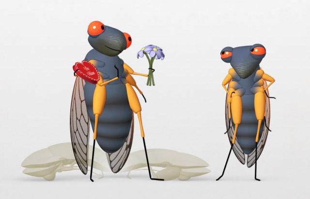 Cicadas 1